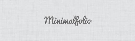 minimalfolio